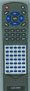 ONKYO 24140903 RC-903S Custom Built Redi Remote