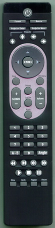 OPTOMA BR-3017N SRCT4 Genuine  OEM original Remote