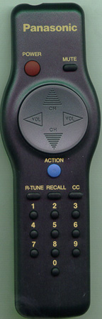 PANASONIC EUR501057 EUR501057 Genuine  OEM original Remote