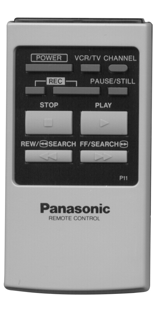 PANASONIC VSQS0436 VSQS0436 Genuine OEM original Remote