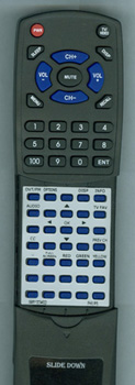 PHILIPS 996510034622 Custom Built Redi Remote