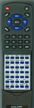 PHILIPS 996510066677 Custom Built Redi Remote