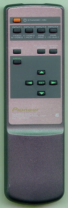 PIONEER AXD1437 CUPDP002 Refurbished Genuine OEM Original Remote