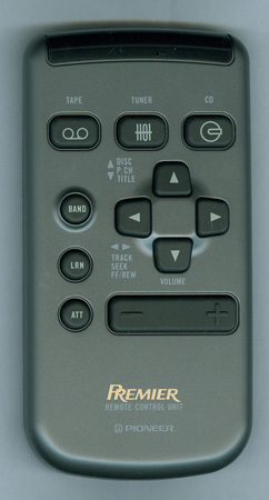 PIONEER CXA7762 Genuine OEM original Remote