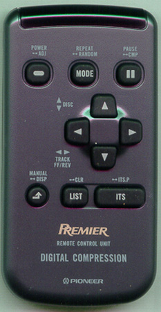PIONEER CXA9460 CXA9460 Genuine  OEM original Remote