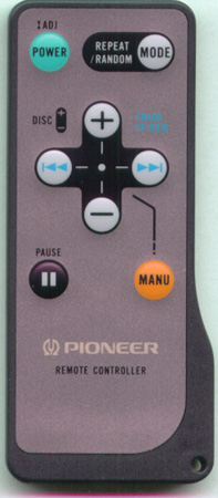 PIONEER CXB2514 CXB2514 Genuine  OEM original Remote