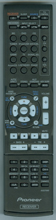 PIONEER 8300769000010-IL AXD7690 Genuine OEM original Remote