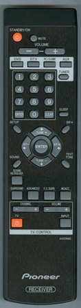 PIONEER AXD7485 Genuine OEM original Remote