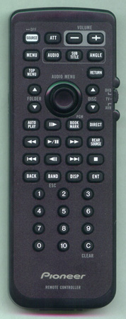 PIONEER CD-R55 Genuine OEM original Remote