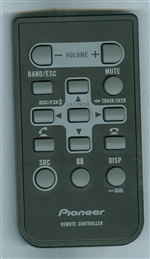 PIONEER QXE1044 Genuine OEM original Remote