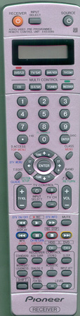 PIONEER XXD3086 Genuine  OEM original Remote