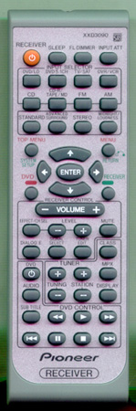 PIONEER XXD3090 Genuine OEM original Remote