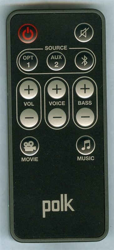POLK RE8112-1 OEM original Remote Control