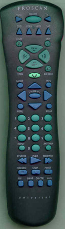 PROSCAN 241070 CRK761CL1 Genuine  OEM original Remote