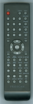 PROSCAN 1D Genuine OEM Original Remote
