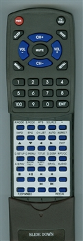 PROSCAN PLEDV1945A-B-EO Custom Built Redi Remote
