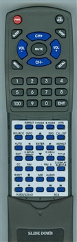 PROSCAN PLEDV2213AD Custom Built Redi Remote