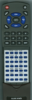 PROSCAN PSB3751 Custom Built Redi Remote