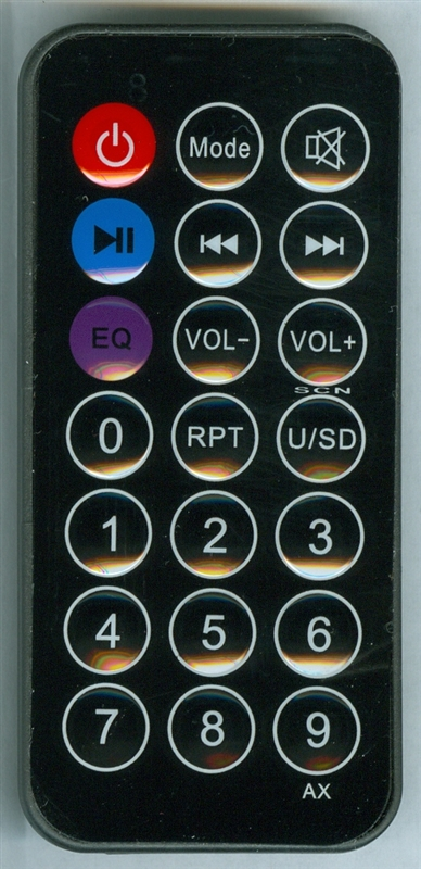 PYLE PCAU46A Genuine OEM original Remote