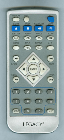 PYLE PLDVD168 Genuine OEM original Remote