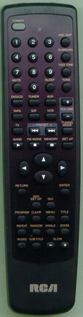 RCA 12369260 Genuine  OEM original Remote