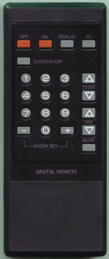 RCA 210491 CRKCPH Genuine  OEM original Remote