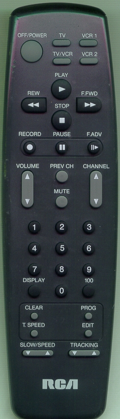 RCA 212933 Refurbished Genuine OEM Original Remote