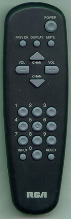 RCA 213724 CRK63C1 Genuine  OEM original Remote