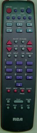 RCA 216198 CRK82B1 Genuine  OEM original Remote