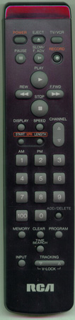 RCA 218232 VSQS1276 Genuine  OEM original Remote