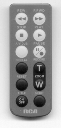 RCA 218502 Genuine  OEM original Remote