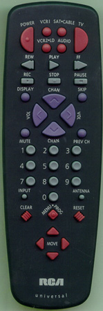 RCA 233065 CRK74B2 Genuine  OEM original Remote