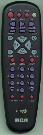 RCA 235442 CRK230CL Genuine  OEM original Remote