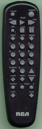 RCA 238097 CRK163D Genuine OEM original Remote