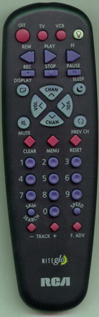 RCA 239118 CRK230DL Genuine  OEM original Remote