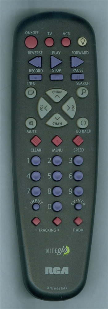 RCA 239261 Refurbished Genuine OEM Original Remote