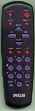 RCA 240959 CRK10A2 Genuine  OEM original Remote