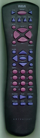 RCA 247047 CRK76SG3 Genuine  OEM original Remote