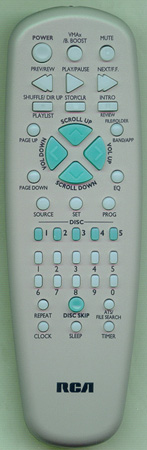 RCA 251927 Genuine OEM original Remote