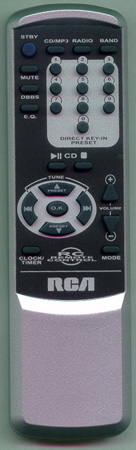RCA 254373 Genuine OEM original Remote