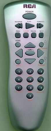 RCA 256713 Genuine  OEM original Remote
