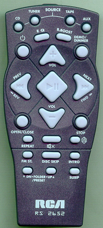 RCA 268773 Genuine  OEM original Remote