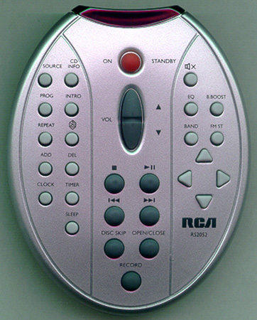 RCA 270025 RS2052 Genuine  OEM original Remote