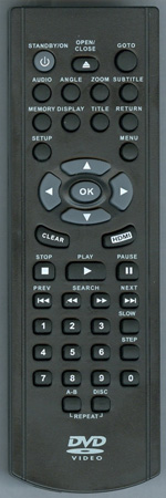 RCA DRC277AV2 Genuine OEM original Remote