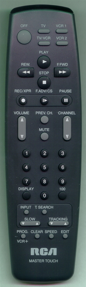 RCA 218103 Genuine OEM Original Remote