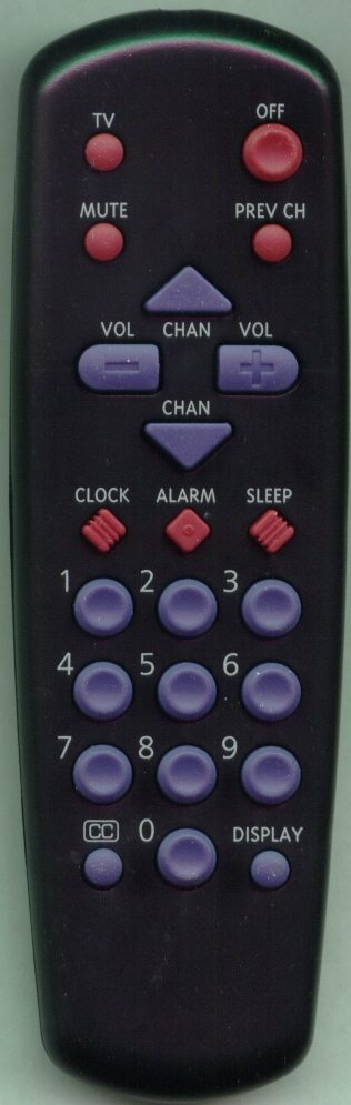 RCA 227834 CRK10C1 Genuine OEM original Remote