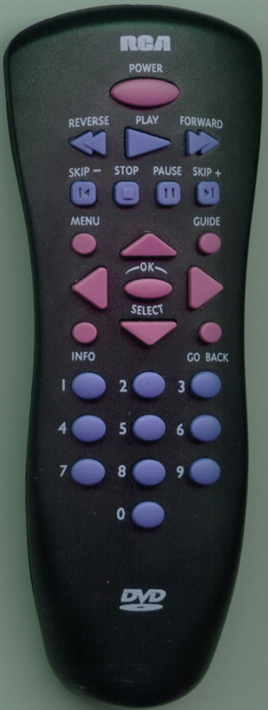 RCA 238055 Genuine  OEM original Remote