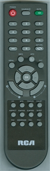RCA 3 RCA Genuine OEM original Remote