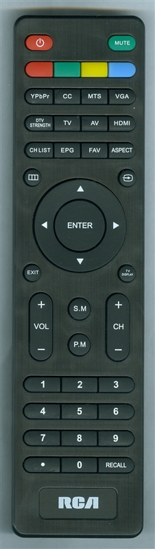 RCA 6 RCA Genuine OEM original Remote
