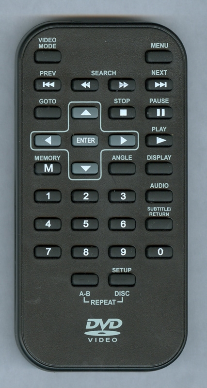 RCA DRC6331 Genuine OEM original Remote